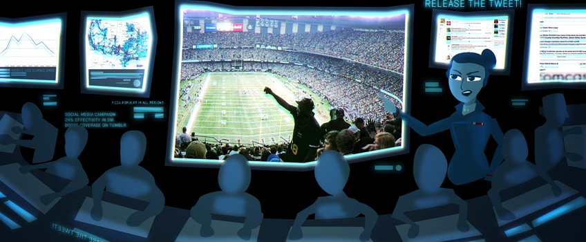 Super Bowl ad buys are shifting from TV to digital