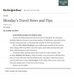 New York Times press coverage